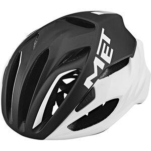MET Rivale Helm black/white black/white