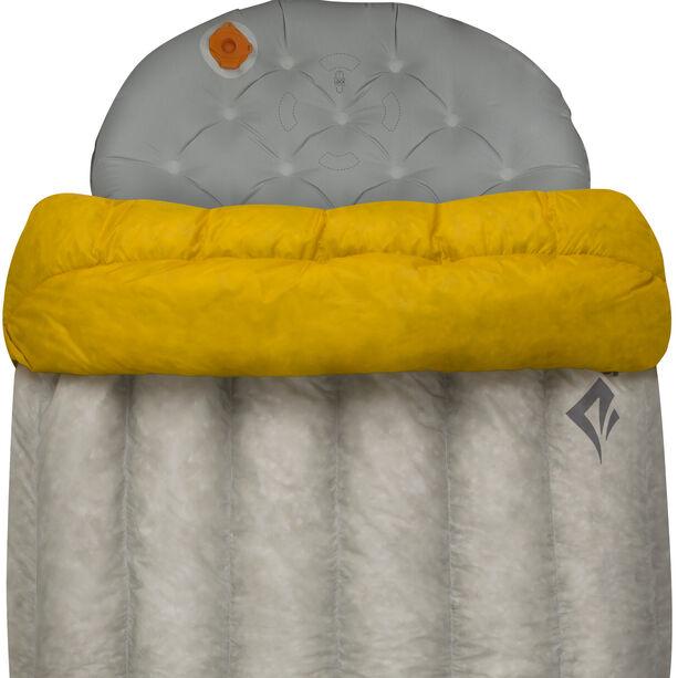Sea to Summit Ember EbII Sleeping Bag regular light grey/yellow