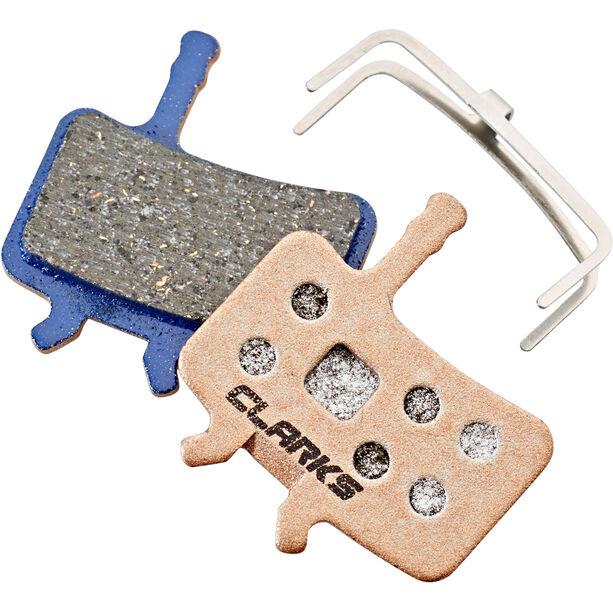 Clarks Semi Metallic Disc pads Avid Juicy