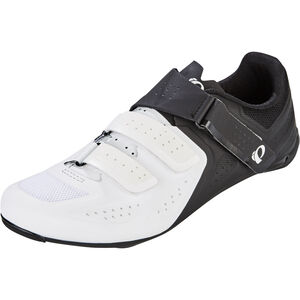 PEARL iZUMi Select Road V5 Shoes Herren white/black white/black