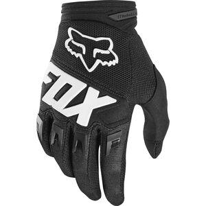 Fox Dirtpaw Race Gloves Jungs black black