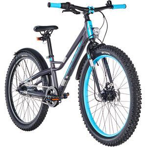 s'cool faXe 24 7-S darkgrey/blue matt bei fahrrad.de Online