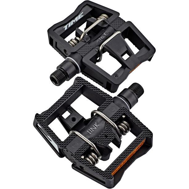 Time ATAC Link Pedals black