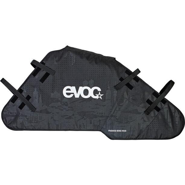 EVOC Padded Bike Rug black