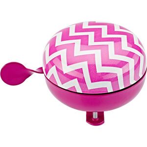 URBAN PROOF Ding Dong Bell 8cm chevron pink chevron pink