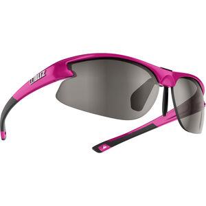 Bliz Motion Brille für schmale Gesichter shiny pink shiny pink