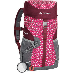 VAUDE Puck 10 Backpack Kinder grenadine