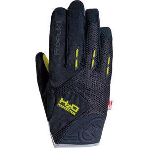 Roeckl Moro Handschuhe schwarz schwarz