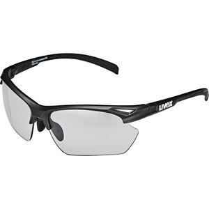 UVEX sportstyle 802 V Sportbrille Small Damen black mat black mat