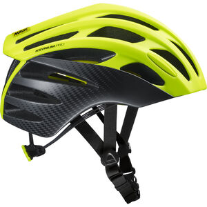 Mavic Ksyrium Pro MIPS Helmet Herren safety yellow/black safety yellow/black