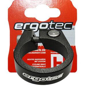 Humpert Ergotec SCI-105 Sattelstützklemme Ø31,8mm mit Sechskant-Schraube schwarz schwarz