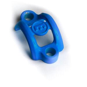 Magura Klemmschelle Aluminium ohne Schrauben cyan blau cyan blau