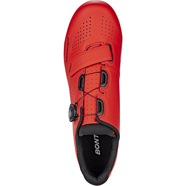 Bontrager Circuit Road Shoes Herren viper red