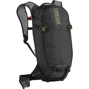 CamelBak T.O.R.O. Protector 14 Backpack dry black/burnt olive dry black/burnt olive