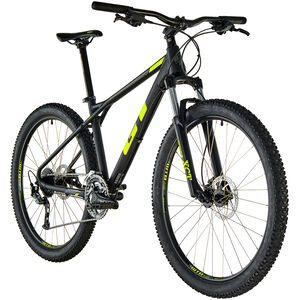 """GT Bicycles Avalanche Sport 27,5"""" satin black/chartreusen/mid siver satin black/chartreusen/mid siver"""