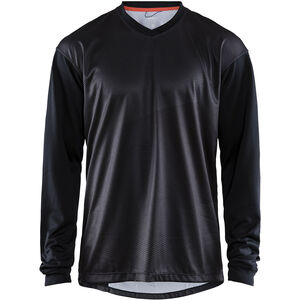 Craft Hale XT LS Jersey Herren black/crest black/crest