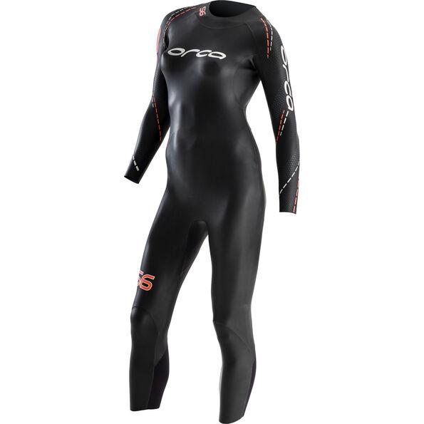 ORCA S6 Fullsleeve Wetsuit Damen black