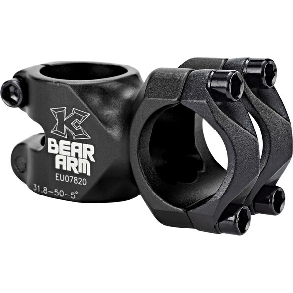 KCNC Bear Arm C Vorbau Ø31,8mm black