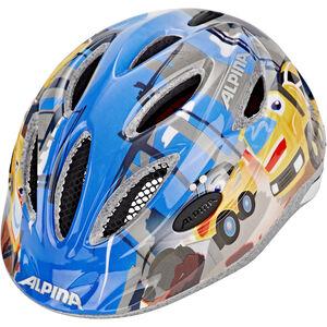 Alpina Gamma 2.0 Helmet Kids construction bei fahrrad.de Online