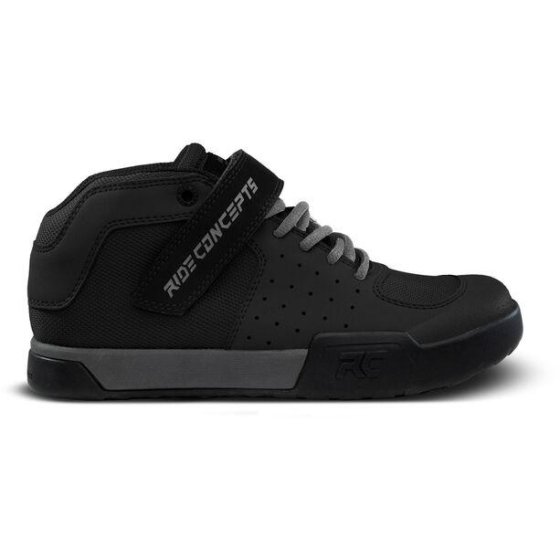 Ride Concepts Wildcat Schuhe Jugend black/charcoal