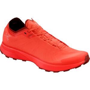 Arc'teryx Norvan SL GTX Shoes Women Aurora/Infrared