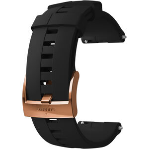 Suunto Athletic 4 Silicone Strap black/copper black/copper