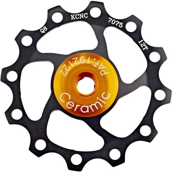 KCNC Jockey Wheel 12 Zähne Ceramic Bearing