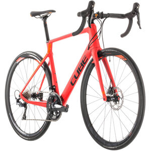 Cube Agree C:62 Race Disc Red'n'Orange bei fahrrad.de Online