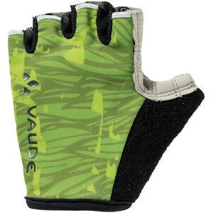 VAUDE Grody Gloves Kinder chute green chute green
