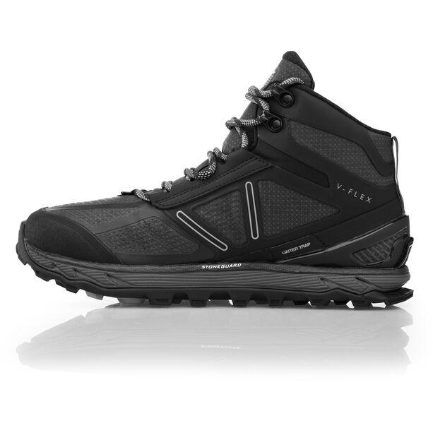 Altra Lone Peak 4 Mid RSM Running Shoes Herren black