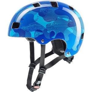UVEX Kid 3 Helmet Kinder blue blue