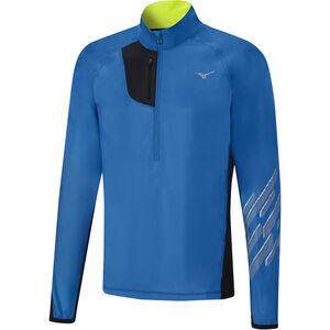 Mizuno Static BT Windtop Jacket Herren directoire blue/black directoire blue/black
