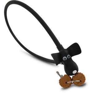 Cube RFR HPS Kabelschloss Dog Kinder black black