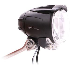 Busch + Müller Lumotec IQ Cyo T Frontlicht 6,5-75V schwarz schwarz