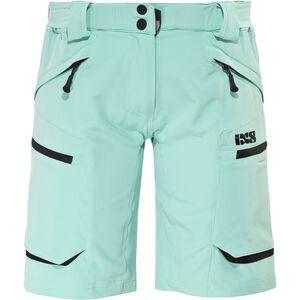IXS Tema 6.1 Trail Shorts Damen turquoise turquoise