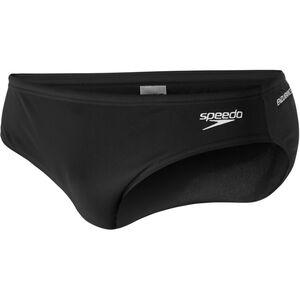 speedo Essential Endurance+ 7cm Sportsbrief Herren black black