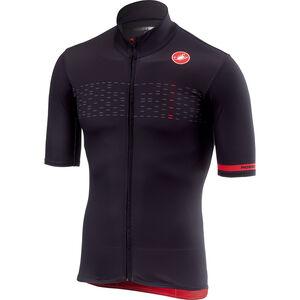 Castelli Mid Weight Shortsleeve Jersey Herren light black light black