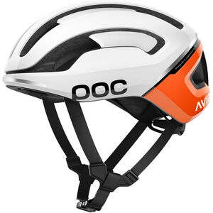POC Omne Air Spin Helmet zink orange avip zink orange avip