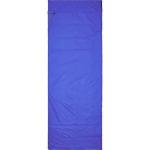 Cocoon Tropic Traveler Sleeping Bag Silk Long royal blue/tuareg royal blue/tuareg