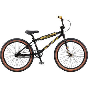 """GT Bicycles Pro Series Heritage 24"""" gold/black gold/black"""