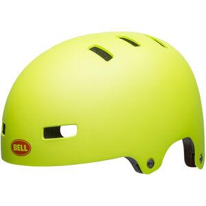 Bell Span Helm Kinder matte bright green matte bright green