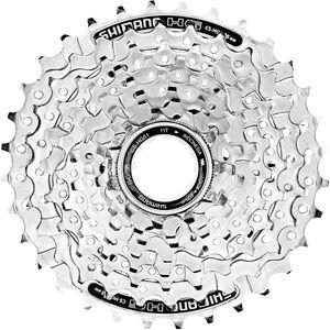 Shimano CS-HG51 Kassette  8-fach silber bei fahrrad.de Online