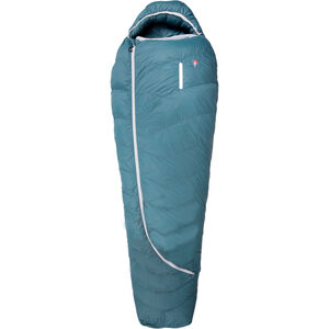 Grüezi-Bag Biopod DownWool Subzero 185 Sleeping Bag pine green pine green