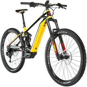 Mondraker Level R black/yellow/orange black/yellow/orange