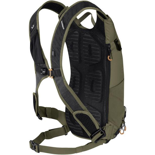 Shimano Unzen II Trail Backpack 6l olive green