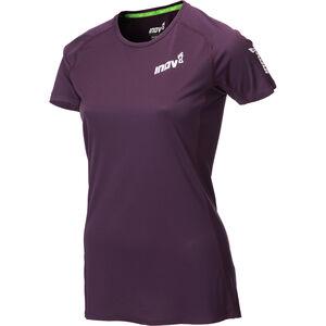 inov-8 Base Elite Kurzarmshirt Damen purple purple