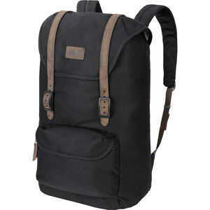 Jack Wolfskin Earlham Backpack black black