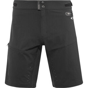 Oakley MTB Trail Shorts Herren blackout blackout