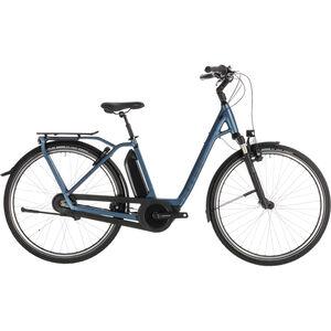 Cube Town Hybrid EXC 500 Easy Entry Blue'n'Blue bei fahrrad.de Online