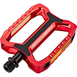 Sixpack Network Pedals red red